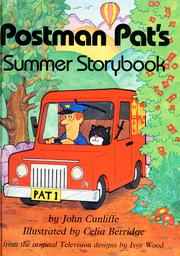 Cover of: Postman Pat's summer storybook