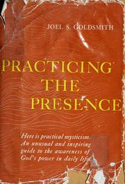 Cover of: Practicing the presence