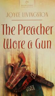 Cover of: The preacher wore a gun