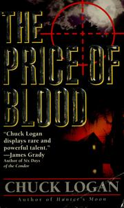 Cover of: The price of blood