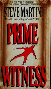 Cover of: Prime witness