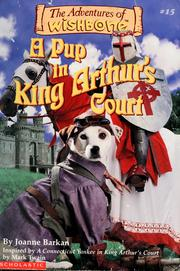 Cover of: A pup in King Arthur's court