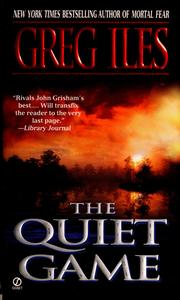 Cover of: The quiet game