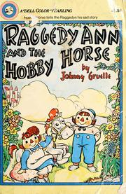 Cover of: Raggedy Ann and the hobby horse