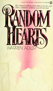 Cover of: Random hearts