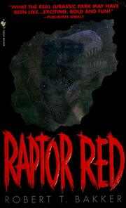 Cover of: Raptor Red