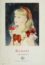 Cover of: Renoir children