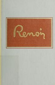 Cover of: Renoir, my father