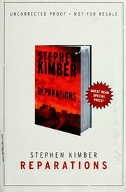 Cover of: Reparations