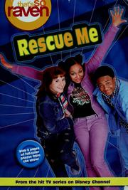 Cover of: Rescue Me (That's So Raven #2)