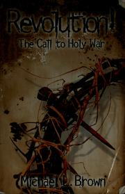 Cover of: Revolution!: the call to holy war