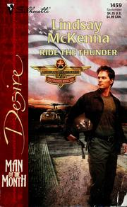 Cover of: Ride the Thunder