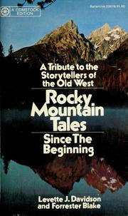 Cover of: Rocky mountain tales