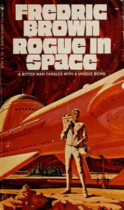 Cover of: Rogue in space