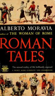 Cover of: Roman tales