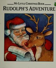 Cover of: Rudolph's adventure