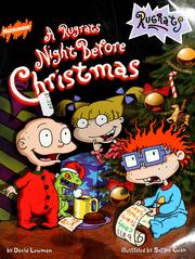 Cover of: A Rugrats night before Christmas