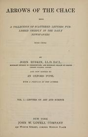 Cover of: Ruskin's works