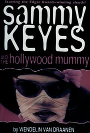 Cover of: Sammy Keyes and the Hollywood mummy