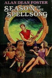 Cover of: Season of the spellsong