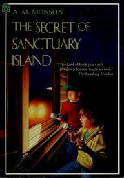 Cover of: The secret of Sanctuary Island