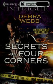 Cover of: Secrets in Four Corners