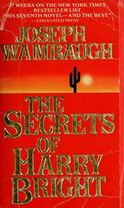 Cover of: The secrets of Harry Bright
