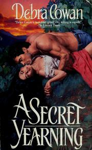 Cover of: A secret yearning