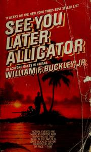 Cover of: See you later alligator