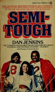 Cover of: Semi-tough