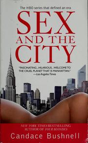 Cover of: Sex and the city