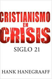 Cover of: Cristianismo en crisis