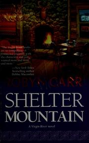 Cover of: Shelter Mountain