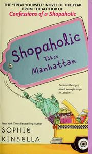 Cover of: Shopaholic Takes Manhattan (Shopaholic #2)
