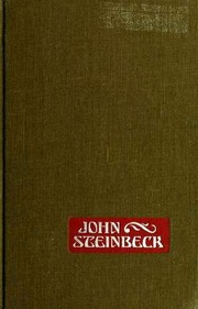 Cover of: The short novels of John Steinbeck: Tortilla Flat, The red pony, Of mice and men, The moon is down, Cannery Row, The pearl.