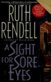 Cover of: A sight for sore eyes: a novel
