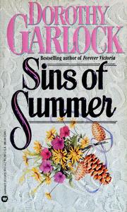 Cover of: Sins Of Summer