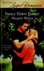 Cover of: Small-town family