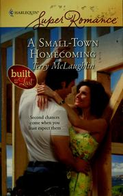 Cover of: A small-town homecoming