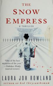 Cover of: The snow empress