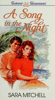 Cover of: A song in the night