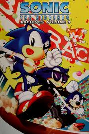 Cover of: Sonic the Hedgehog.