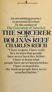 Cover of: The sorcerer of Bolinas Reef