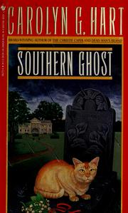 Cover of: Southern ghost