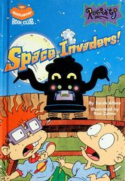 Cover of: Space invaders!