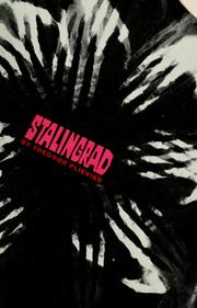 Cover of: Stalingrad