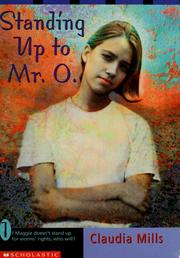 Cover of: Standing up to Mr. O