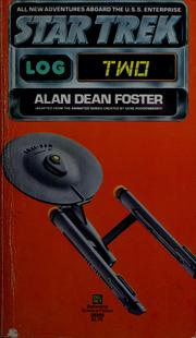 Cover of: Star Trek Log Two