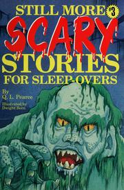 Cover of: Still more scary stories for sleep-overs