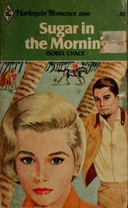 Cover of: Sugar in the morning